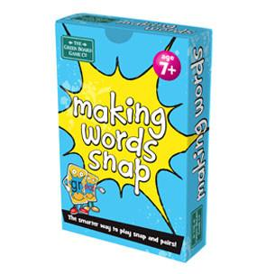 Snap Cards Making Words 7+ English Literacy Games/Language Cards | First Class Office Online Store 2