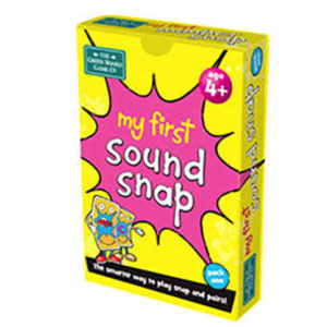 Snap Cards My 1st Sound Snap 1 4+ Phonics | First Class Office Online Store