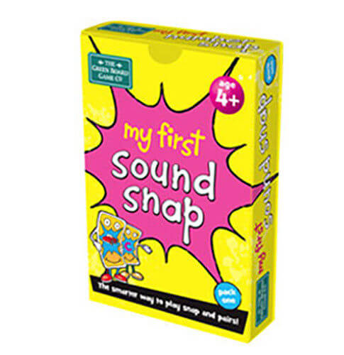 Snap Cards My 1st Sound Snap 1 4+ Phonics   First Class Office Online Store 2