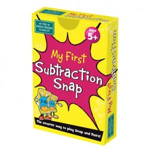 Snap Cards My First Subtraction Snap 5+ Addition & Subtraction | First Class Office Online Store