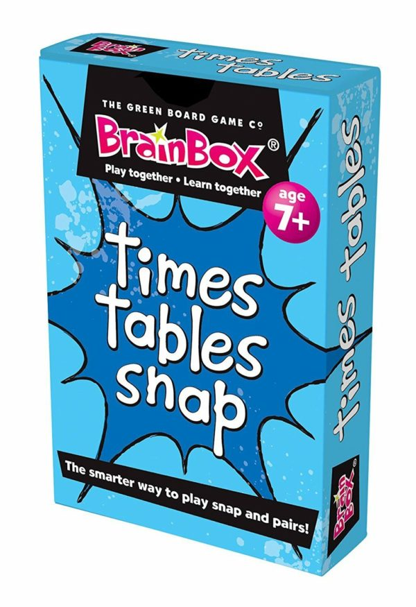 Snap Cards Times Tables 7+ Multiplication & Division   First Class Office Online Store 2