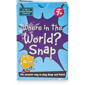 Snap Cards Where in the World 7+ FrontPage | First Class Office Online Store