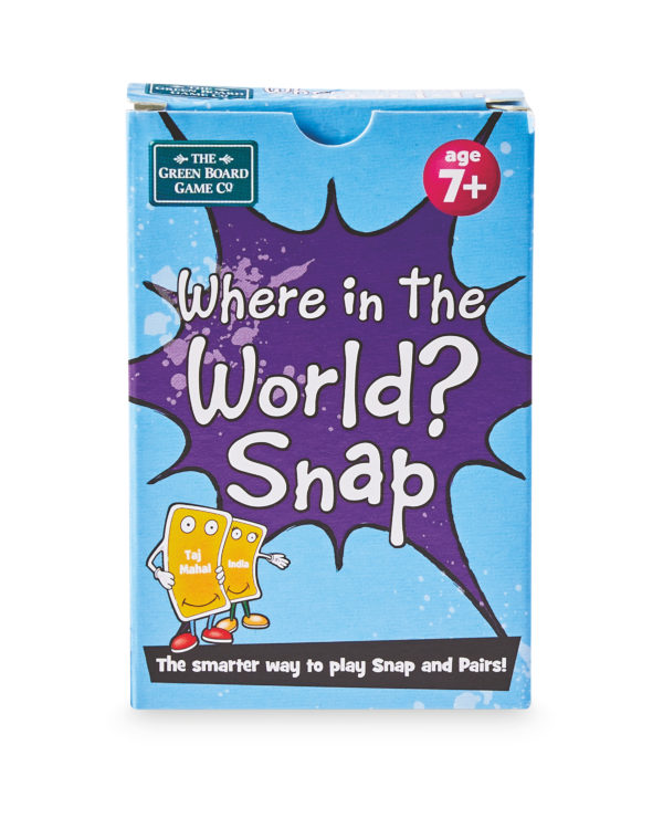 Snap Cards Where in the World 7+ FrontPage   First Class Office Online Store 2