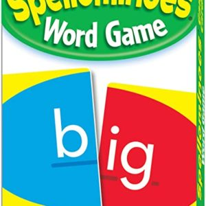 Spellominoes Word Card Game English Literacy Games/Language Cards | First Class Office Online Store
