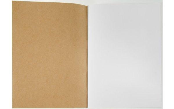 A4 Stapled Sketch Pad Eraser & Sharpener | First Class Office Online Store 2