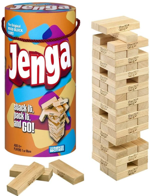 Timberrrr/Jenga Game Tub Games   First Class Office Online Store 2