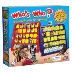 Who's Who? FrontPage | First Class Office Online Store