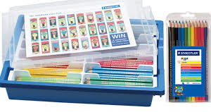 Staedtler Col Pencil Class Pack (288) Colouring Pencils | First Class Office Online Store