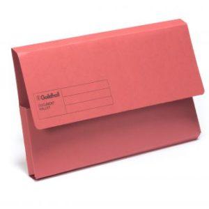 Doc Wallets Astd 285gsm (50) KF01490 Cardboard Files & Folders | First Class Office Online Store