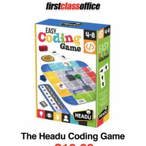 Headu Coding Game 4-8 yrs Games | First Class Office Online Store