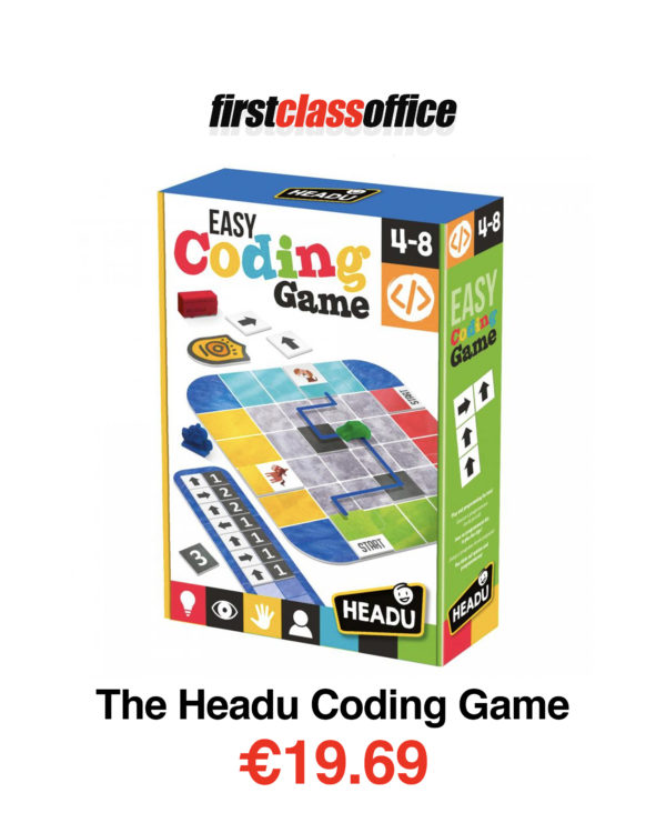 Headu Coding Game 4-8 yrs Games   First Class Office Online Store 2