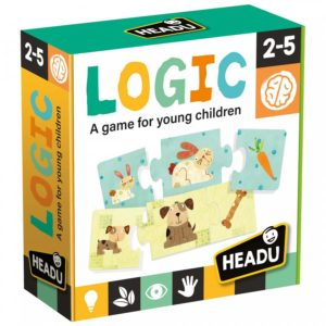 Headu Logic Puzzle 2-5 yrs Puzzles | First Class Office Online Store