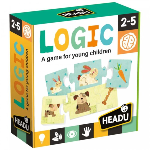 Headu Logic Puzzle 2-5 yrs Puzzles | First Class Office Online Store 2