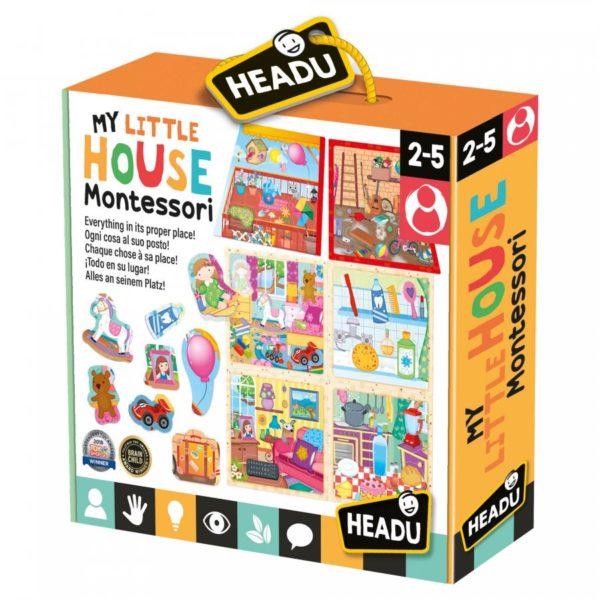 Headu Montessori My Little house 2-5 yrs FrontPage   First Class Office Online Store 2
